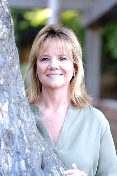Vicki, proud team member of Dr. Nancy Nehawandian's dental office