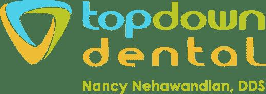 Top Down Dental Logo